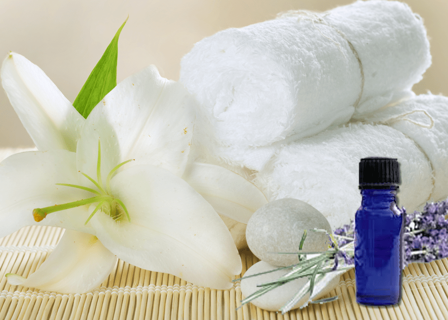 Spa Add-on: Aromatherapy Ess Oils & Hot Towels