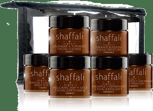 Shaffali Travel Ritual Set