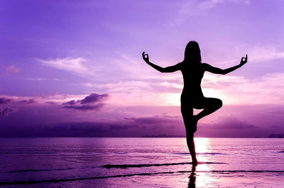 Guided Meditation & Gentle Yoga Workshop : Chakra Healing - Spa